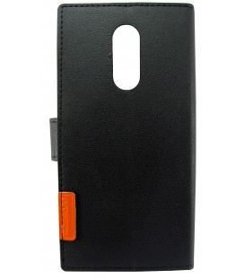 Чехол-книжка Lenovo A7020/K5 Note black Book Cover