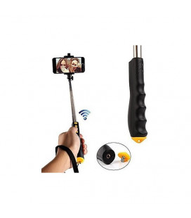 Monopod Bluetooth Remax P2 black