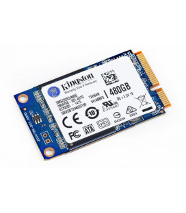 SSD  480GB Kingston mSATA mS200 MLC (SMS200S3/480G) Гар. 36 мес.