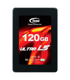 "SSD  120GB Team Ultra L5 2.5"" SATAIII MLC (T253L5120GMC101) Гар. 36 мес."