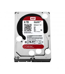HDD SATA 6.0TB WD Red 5400rpm 64MB (WD60EFRX) Гар. 36 мес.