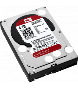 HDD SATA 4.0TB WD Red Pro 7200rpm 64MB (WD4001FFSX) Гар. 60 мес.