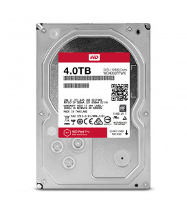 HDD SATA 4.0TB WD Red Pro 7200rpm 128MB (WD4002FFWX) Гар. 60 мес.