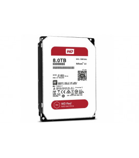 HDD SATA 8.0TB WD Red 5400rpm 128MB (WD80EFZX) Гар. 36 мес.