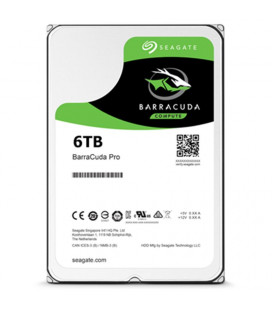 HDD SATA 6.0TB Seagate BarraCuda Pro 7200rpm 256MB (ST6000DM004) Гар. 60 мес.