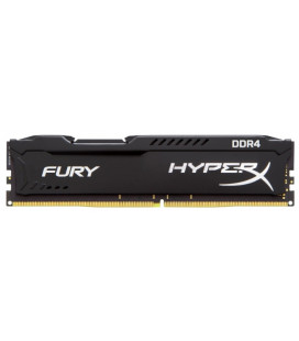 DDR4 16GB/2400 Kingston HyperX Fury Black (HX424C15FB/16)