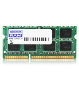 ОЗУ для ноутбука SO-DIMM 4GB/1600 DDR3 GOODRAM (GR1600S364L11S/4G)