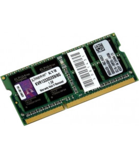 ОЗУ для ноутбука SO-DIMM 8GB/1333 DDR3 Kingston (KVR1333D3S9/8G)