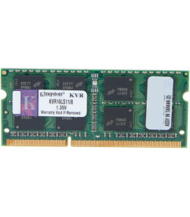 SO-DIMM 8GB/1600 DDR3 Kingston (KVR16LS11/8)