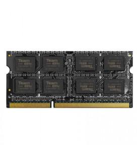 ОЗУ для ноутбука SO-DIMM 8GB/1600 1,35V DDR3 Team (TED3L8G1600C11-S01)