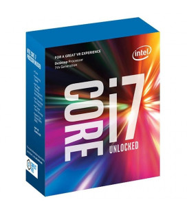 Процессор Intel Core i7 7700K 4.2GHz (8MB, Kaby Lake, 91W, S1151) Box (BX80677I77700K) no cooler Гар. 36 мес.