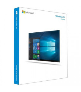 MS Windows 10 HOME 64-bit Russian 1pk DSP OEI DVD (KW9-00132)