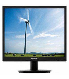 "Монитор Philips 19"" 19S4LSB5/01 Black Гар. 24 мес."