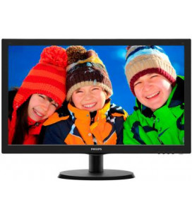 "Монитор Philips 21.5"" 223V5LSB/01 Black Гар. 24 мес."