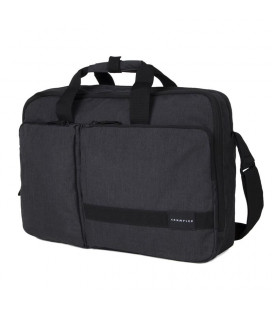 Сумка Crumpler Shuttle Delight Business Case для MB PRO 15'' (черная) (SDBC15-002) Гар. 12 мес.