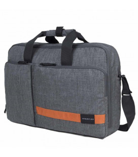 Сумка Crumpler Shuttle Delight Business Case для MB PRO 15'' (серая) (SDBC15-001) Гар. 12 мес.