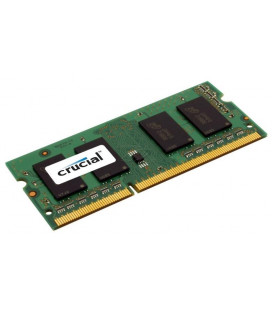 Память Micron Crucial DDR4 2400 8GB SO-DIMM, 260 pin, Retail (CT8G4SFS824A) Гар. 36 мес.