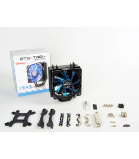Процессорный кулер ENERMAX ETS-T40fit Black Twister LGA2011/1366/115x/FM2(+)/FM1/AM3(+) (ETS-T40F-BK) Гар. 12 мес.