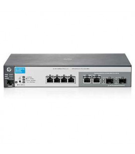 Контроллер HP MSM720 Access Controller 4xGE + 2xGE-T/SFP, 10 AP (up to 40), LT warr (J9693A)