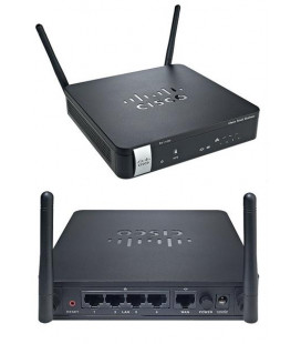 Межсетевой экран Cisco SB RV110W Wireless N VPN Firewall (RV110W-E-G5-K9) Гар. 60 мес.