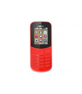 Nokia 130 DS New Red  UA-UСRF  ГАРАНТИЯ 12 МЕС.