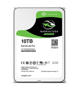 Накопитель HDD SATA 10.0TB Seagate Barracuda Pro 7200rpm 256MB (ST10000DM0004) Гар. 60 мес.