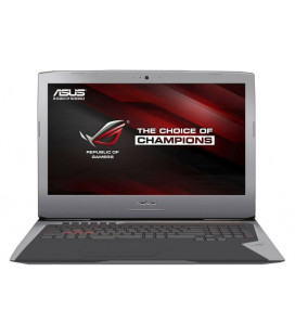 Ноутбук Asus ROG G752VY (G752VY-GB395R) Гар. 24 мес.
