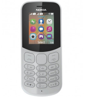 Nokia 130 DS New White UA-UСRF ГАРАНТИЯ 12 МЕС.