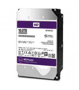 Накопитель HDD SATA 10.0TB WD Purple 5400rpm 256MB (WD100PURZ) Гар. 36 мес.