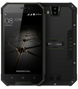 Blackview BV4000 Flora Green 1/8Gb EU Гарантия 3 мес