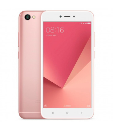 Xiaomi Redmi Note 5A 2/16Gb (Pink) + ПАКЕТ АКСЕССУАРОВ* Гарантия 3 мес.
