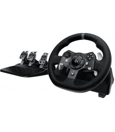 Руль Logitech G920 Driving Force (941-000124) Гар. 24 мес.