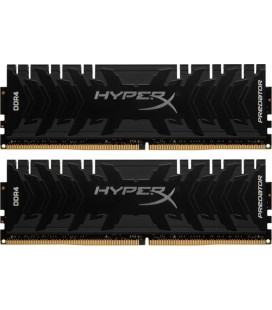 Модуль памяти DDR4 2x16GB/3000 Kingston HyperX Predator Black (HX430C15PB3K2/32) Гар. 99 мес.