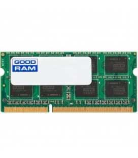 Модуль памяти SO-DIMM 4GB/1600 DDR3 GOODRAM for Apple iMac (W-AMM16004G) Гар. 60 мес.