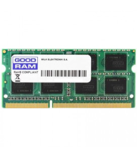 Модуль памяти SO-DIMM 8GB/2400 DDR4 GOODRAM (GR2400S464L17S/8G) Гар. 99 мес.