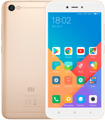Xiaomi Redmi 5A 2/16Gb Dark Gray Гар. 3 мес. EU