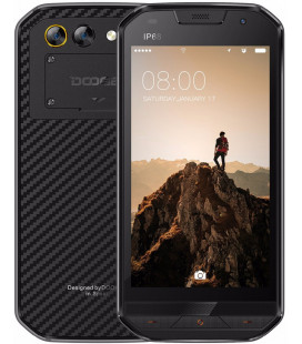 Doogee S30 Carbon Black 2/16Gb EU Гарантия 3 мес