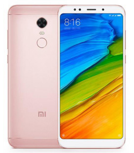 Xiaomi Redmi 5 Plus 3/32Gb Rose Gold EU - Global Version Гарантия 3 мес.