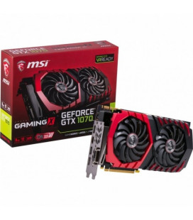 Видеокарта MSI GeForce GTX 1070 GAMING X 8G (под заказ 7-10 дней)