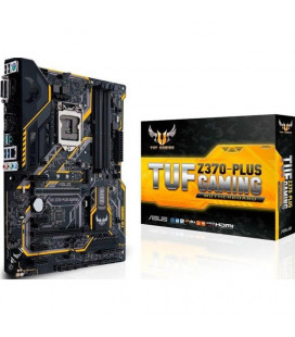 Мат. плата Asus TUF Z370-Plus Gaming Socket 1151 Гар. 36 мес.