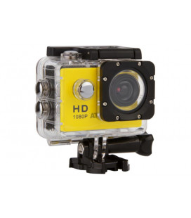 Экшн-камера Atrix ProAction A7 Full HD Yellow (A7y) Гар. 12 мес.