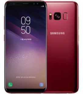 Samsung SA-G950FD Galaxy S8 64Gb (Burgundy Red) DS UA-UСRF Оф. гар. 12 мес.+ ПАКЕТ АКСЕССУАРОВ*