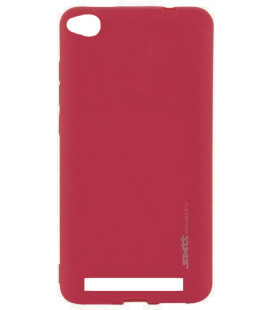 Силикон Xiaomi Redmi5A red SMTT