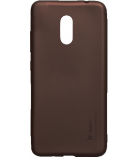 Силикон Xiaomi Redmi5 Plus brown Baseus