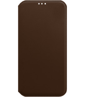 Чехол-книжка Meizu M5S dark brown Piligrim