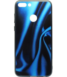 Накладка Huawei P Smart/Honor7X Blue Silk Incore