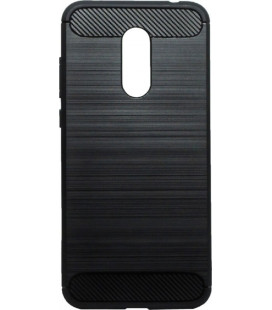 Накладка Xiaomi Redmi5 Plus black slim TPU PC