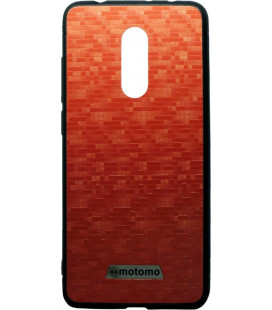 Накладка Xiaomi Redmi5 red мозаика Motomo