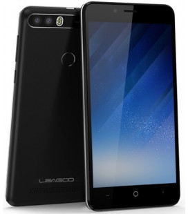Leagoo KIICAA POWER Elegance Black 2/16Gb EU Гар. 3 мес.