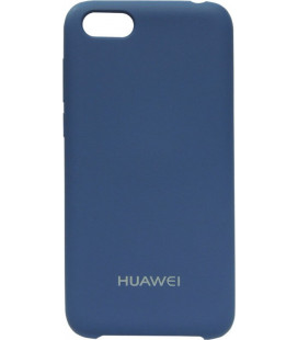 Накладка Huawei Y5 green Soft Case